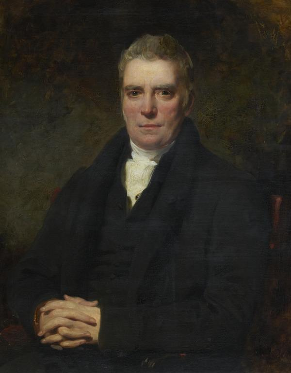 Rev. Thomas McCrie, 1772 - 1835. Seceding divine and ecclesiastical historian (after 1820)