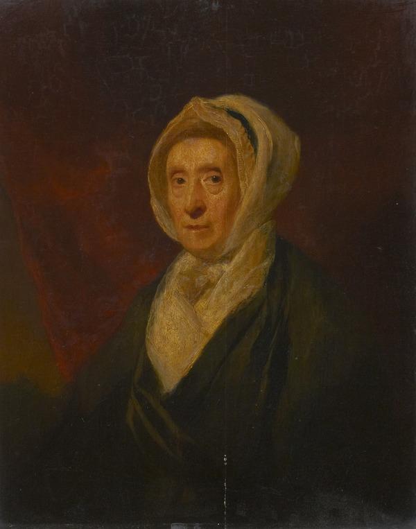 Katherine Lindsay, Lady Henderland (About 1830)