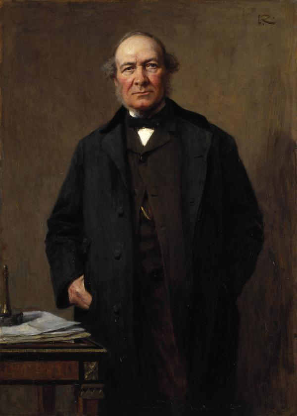 Thomas Stevenson, 1818 - 1887. Lighthouse and harbour engineer (after 1878)