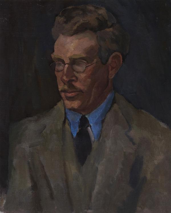 William Crozier, 1893 - 1930. Artist (About 1925 - 1930)