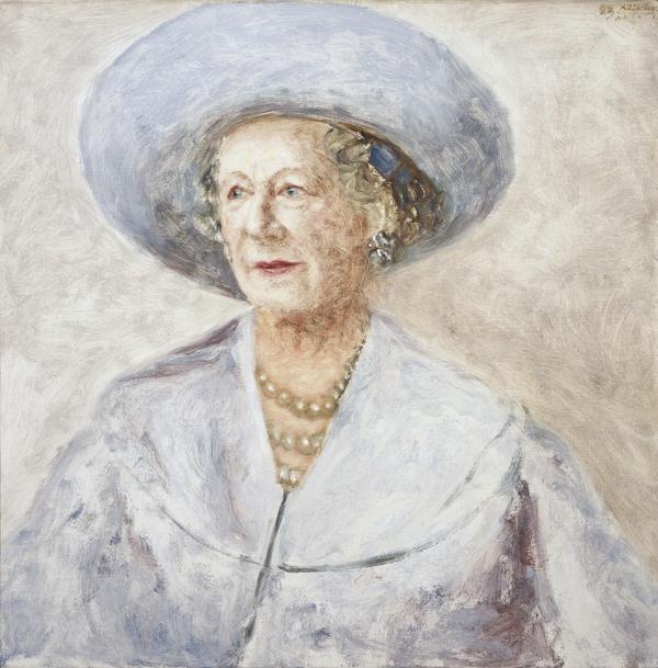 Elizabeth, the Queen Mother, 1900 - 2002. Queen of George VI (1983)