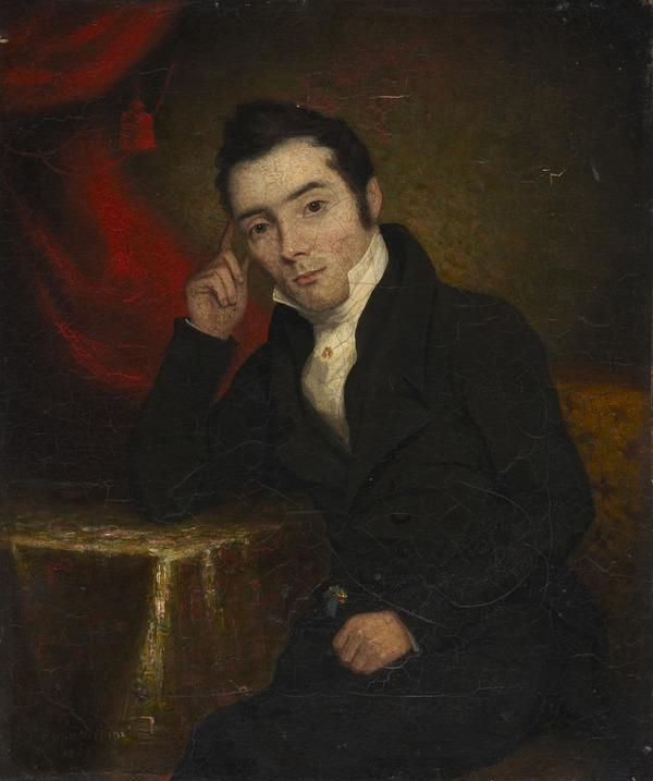 Francis Jeffrey, Lord Jeffrey, 1773 - 1850. Judge and critic (1823)