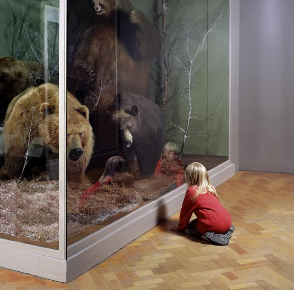 Girl with Bears, Royal Museum of Scotland, Edinburgh (1999)