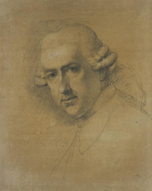 Gavin Hamilton, 1723 - 1798. Artist (1777)