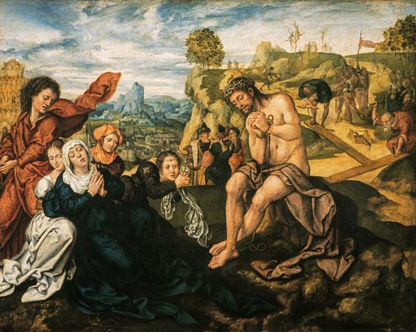 Before the Crucifixion (About 1530)