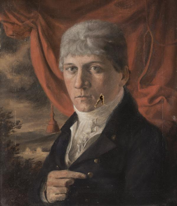 Portrait of the Artist's Brother, Captain James Wilkie (1784 - 1824) (Probably late 1790s / early 1800s)