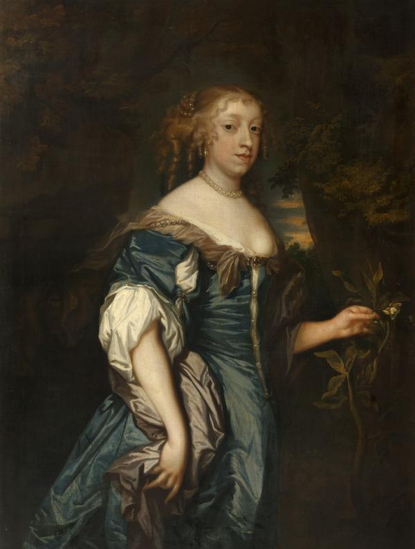 Lady Diana Bruce (died 1672)