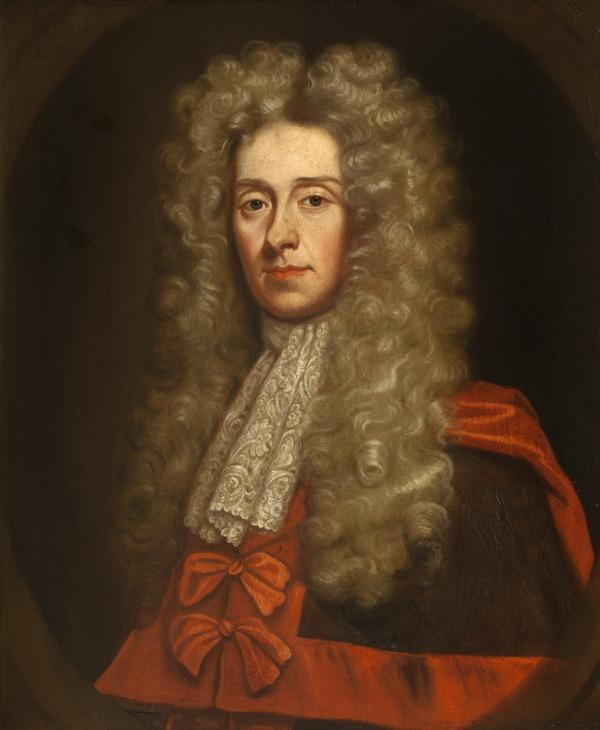 Sir Hew Dalrymple, 1652 - 1737. Lord President and politician (About 1685 - 1690)