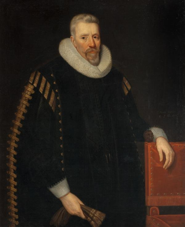 Thomas Hamilton, 1st Earl of Haddington, 1563 - 1637. Advocate and statesman (after 1630)