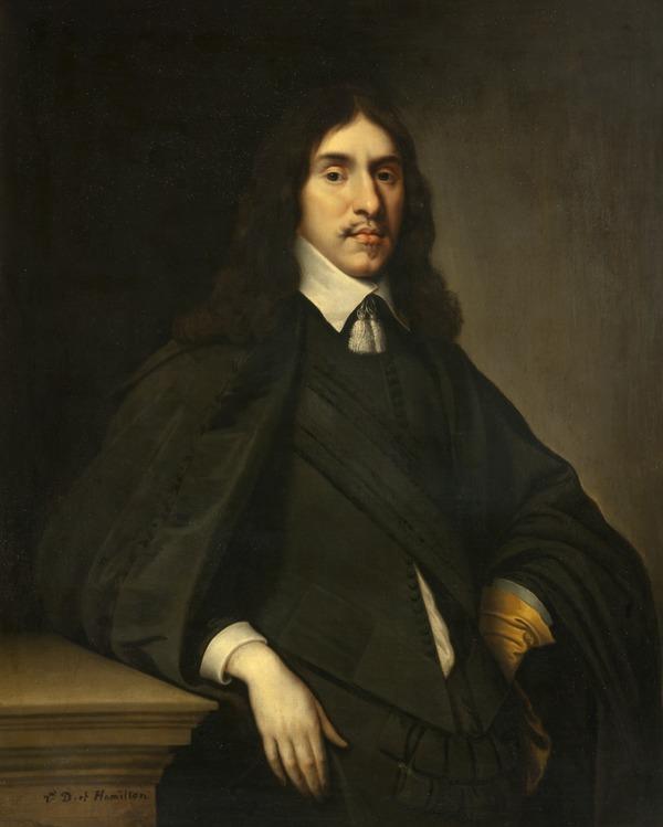 William Hamilton, 2nd Duke of Hamilton, 1616 - 1651. Soldier (after 1640)
