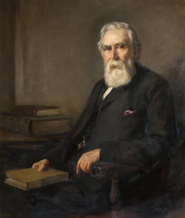 Joseph Anderson, 1832 - 1916. Antiquary (About 1911)