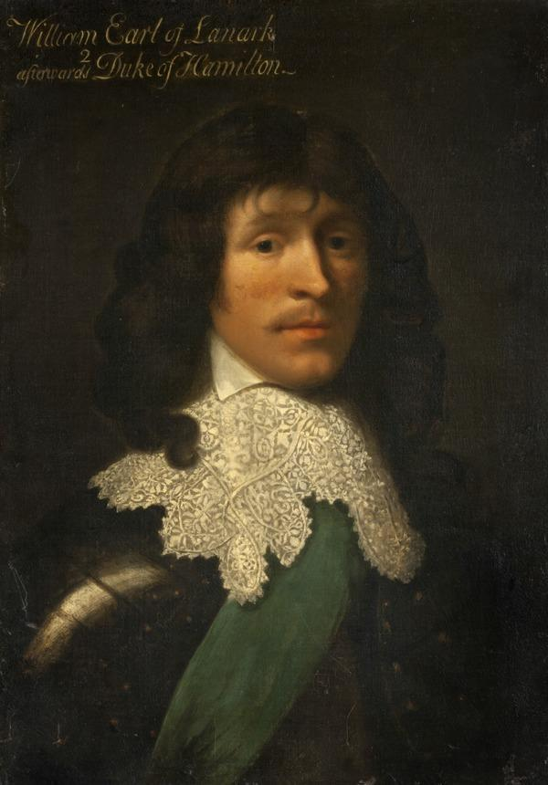 James Hamilton, 1st Duke of Hamilton, 1606 - 1659. Royalist (after 1630)