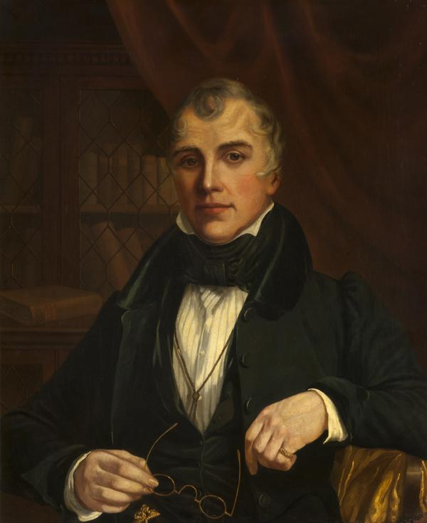 Sir Charles Bell, 1774 - 1842. Surgeon and anatomist (after 1820)
