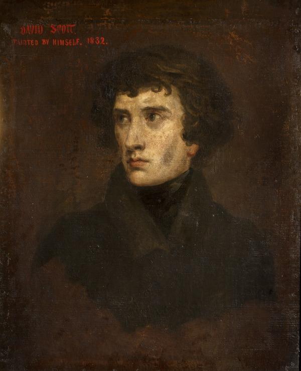 David Scott, 1806 - 1849. Artist (1832)
