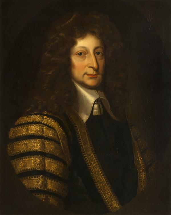 Sir Archibald Primrose, Lord Carrington, 1616 - 1679. Scottish official and judge (1676)