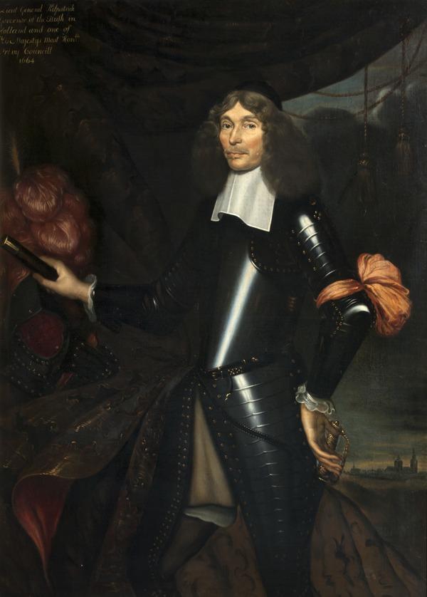 Lieutenant-General John Kirkpatrick, d. 1681. Governor of Bois-le-Duc (About 1670)
