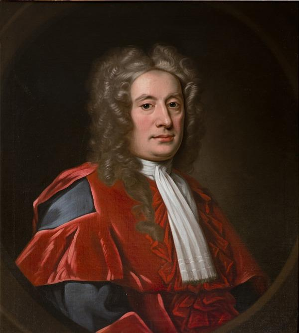 Andrew Hume, Lord Kimmerghame, d. 1730. Judge (Dated 1753)