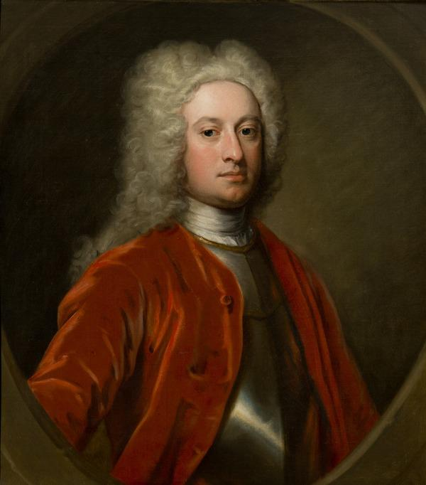 Sir James Campbell of Lawers and Rowallan, 1667 - 1745. Soldier (after 1711)