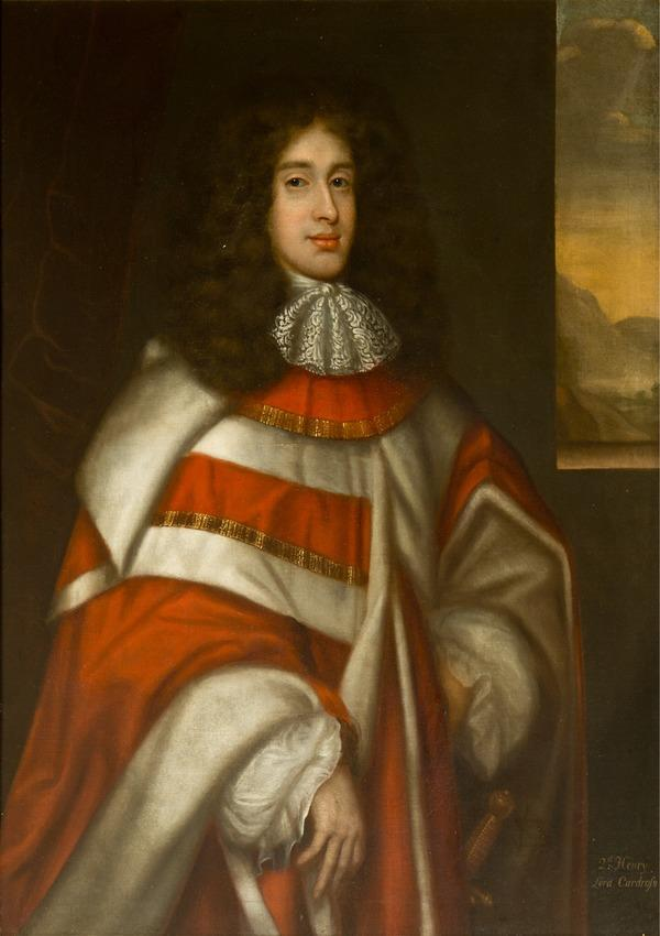 Henry Erskine, 3rd Lord Cardross, c 1649 - 1693. Privy Councillor and General of the Mint (after 1665)