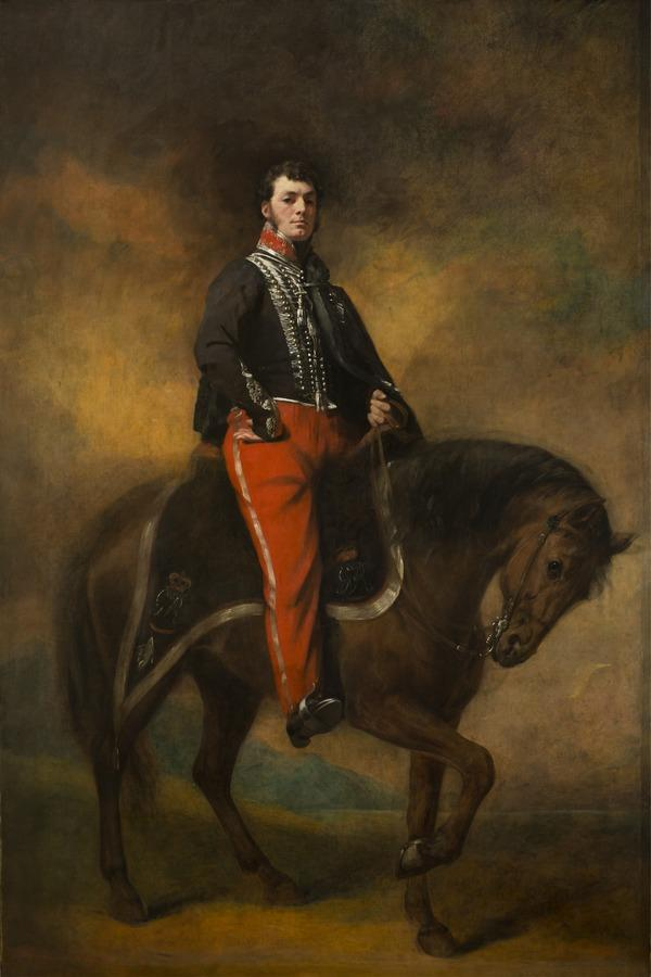 George Hay, 8th Marquess of Tweeddale, 1787 - 1876. Agriculturist (Begun about 1823 and completed about 1843)