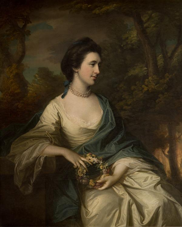 Sarah Bacon, Mrs Pryse Campbell (1726 - 1770) (1762)