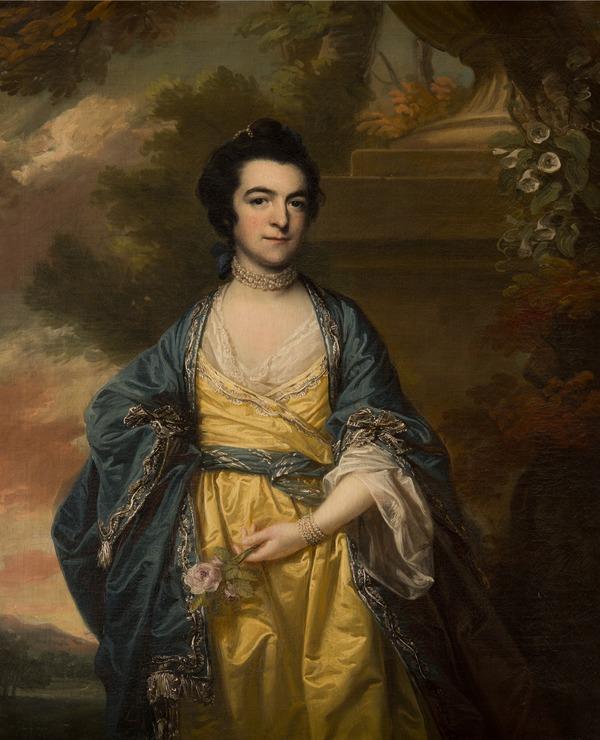 Elizabeth Campbell, Mrs Joseph Adams, d. 1816 (1762)