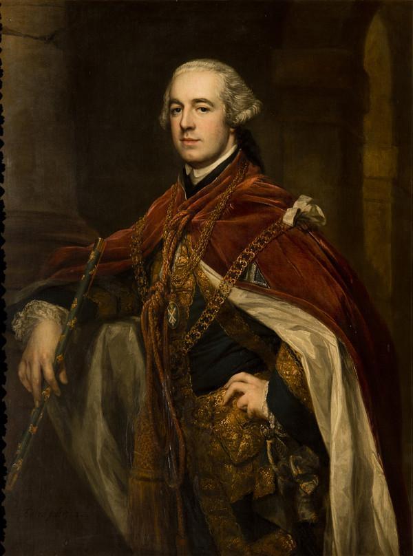 John Hooke Campbell-Hooke, 1733 - 1795