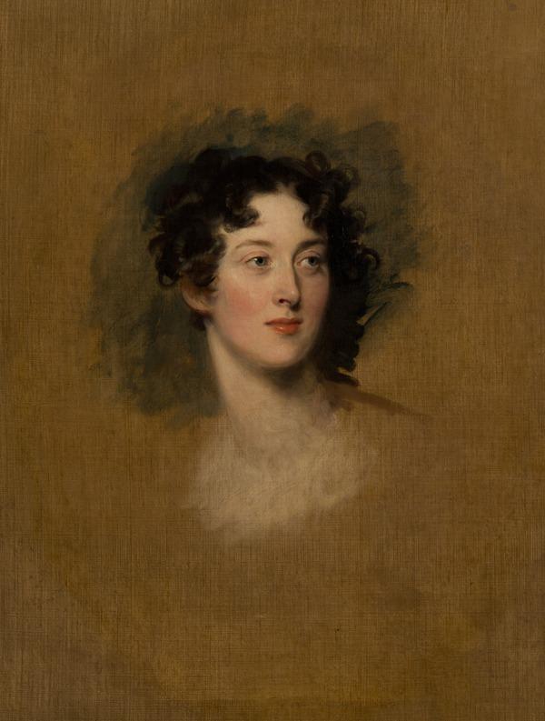 Elizabeth Thynne, Countess Cawdor, d. 1866