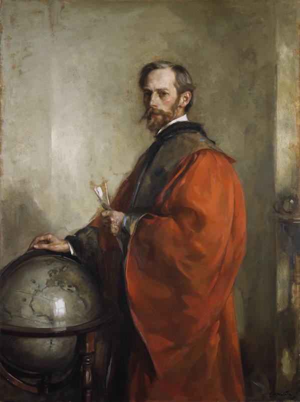 John George Bartholomew, 1860 - 1920. Cartographer (About 1911)