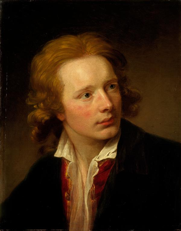 Self-portrait (About 1760)
