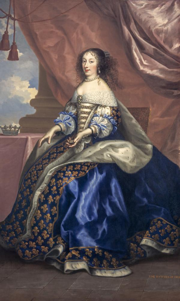 Henriette Anne, Duchess of Orleans, 1644 - 1670. Fifth daughter of Charles I