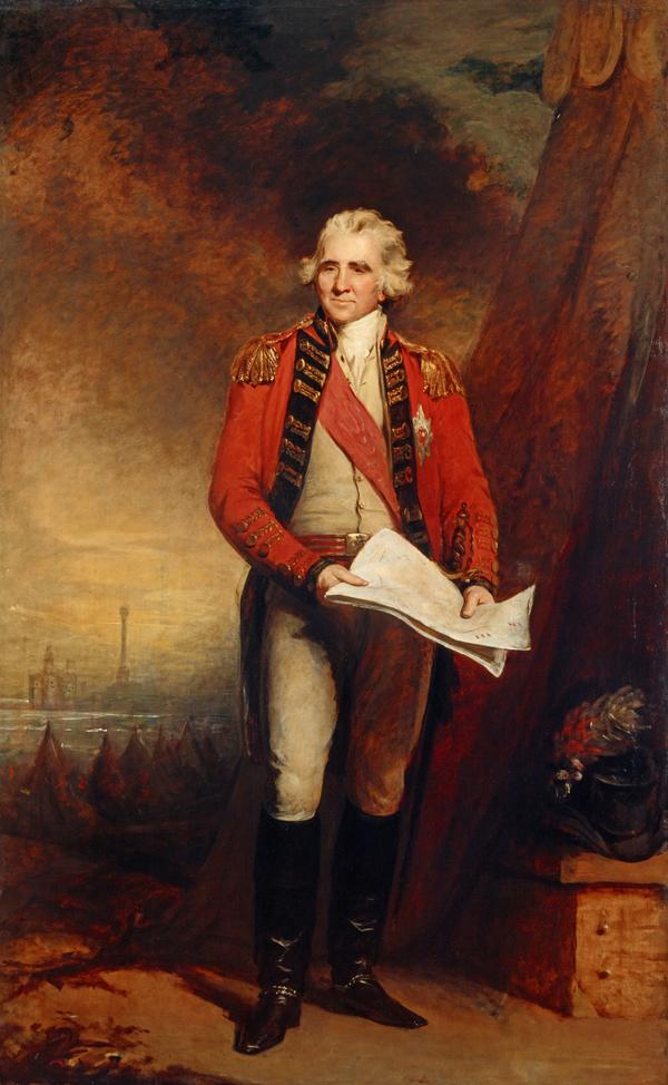 Sir Ralph Abercromby, 1734 - 1801. General (1852)