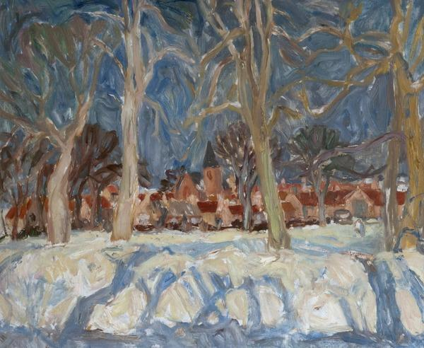 Winter, Carrington (About 1947)