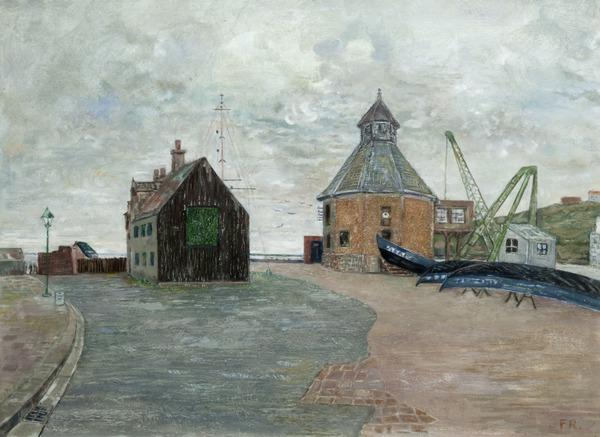 Pocra Quay, Aberdeen (Dated 1951)