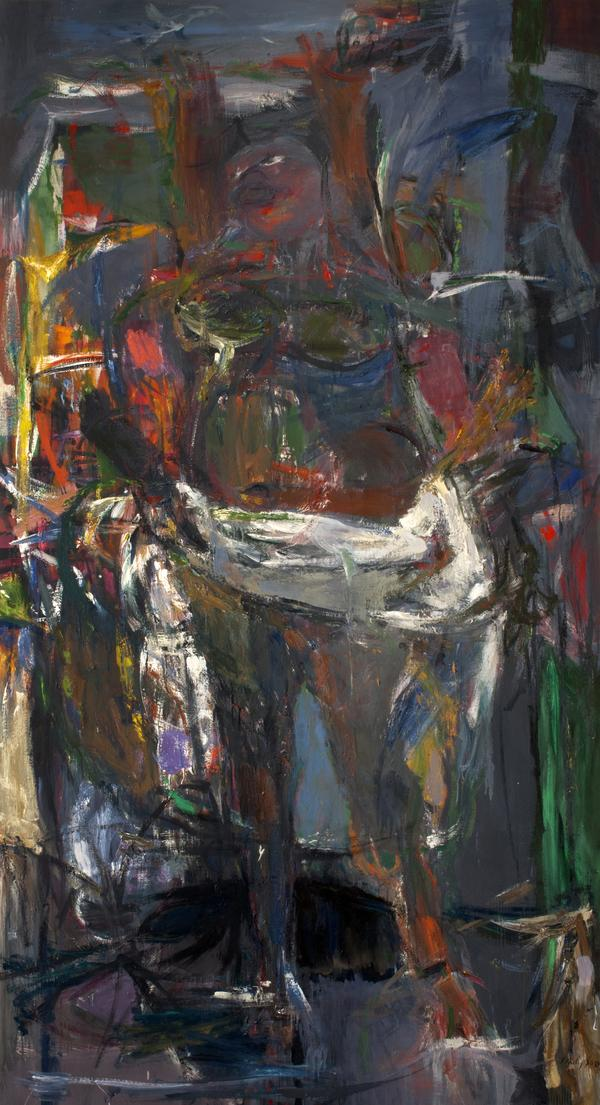 Woman in Ecstasy (About 1955)