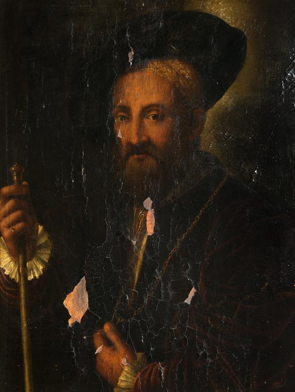 Portrait of a Man (probably 17th century)