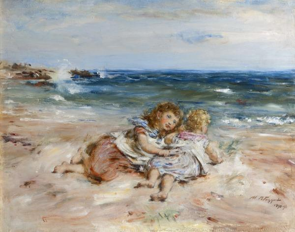 By Summer Seas (Dated 1890 - 1896)