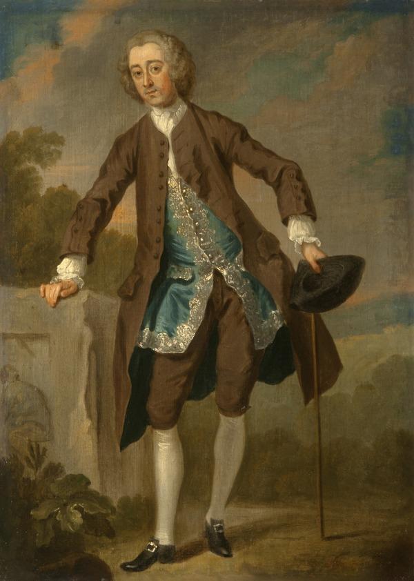 Gustavus Hamilton, 2nd Viscount Boyne (1710 - 1746) (1750 - 1800)