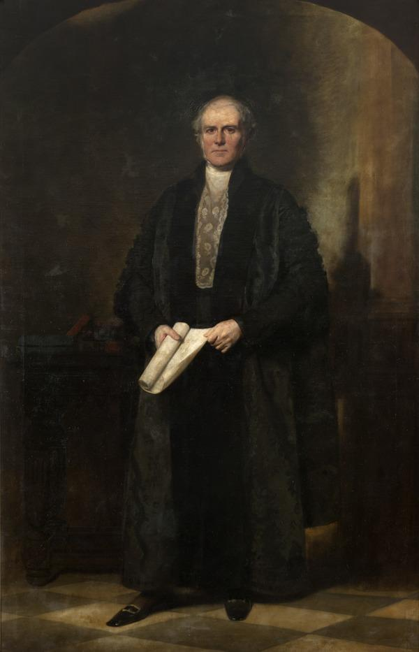 Andrew Rutherfurd, Lord Rutherfurd, 1791 - 1854. Judge (About 1851)