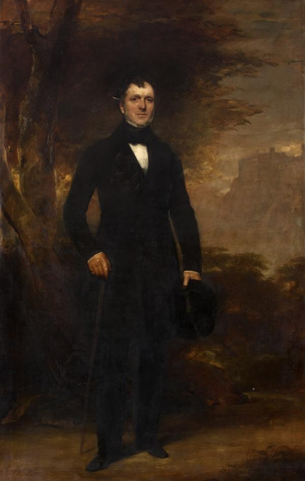 Sir William Gibson Craig, 1797 - 1878. Lord Clerk Register (About 1852)