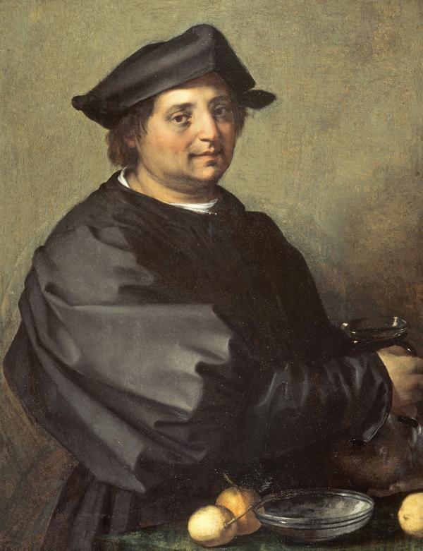 Domenico di Jacopo di Matteo, called 'Becuccio Bicchieraio' (About 1528 - 1530)