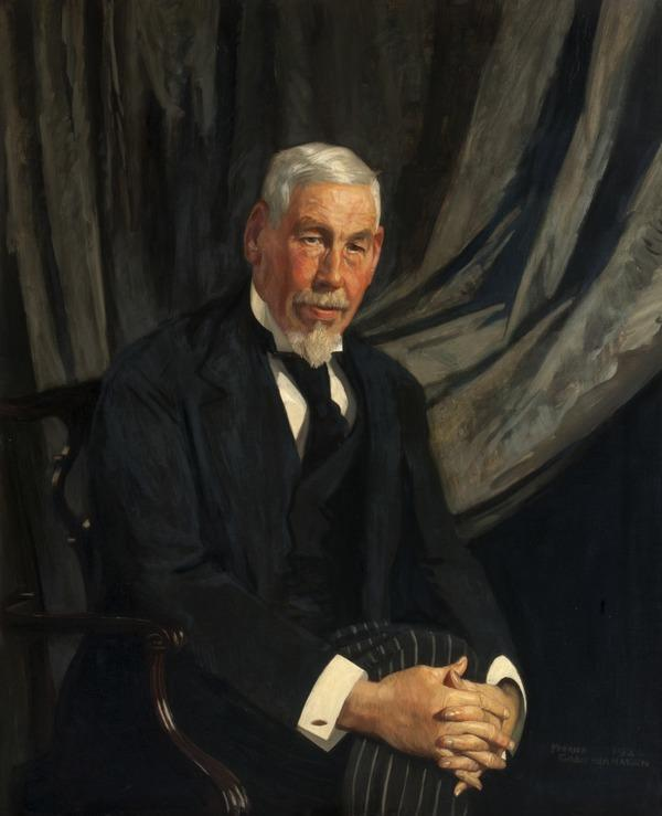 Sir John Struthers, 1857 - 1925. Educationalist (1922)
