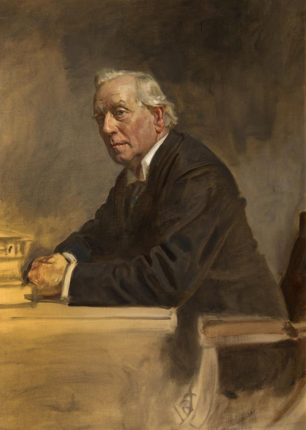 Henry Herbert Asquith, 1st Earl of Oxford and Asquith, 1852 - 1928. Statesman (1918 - 1928)