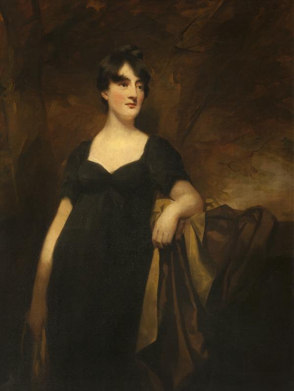 Margaret Scott of Logie, Mrs John Hope, died c 1813 (About 1806)