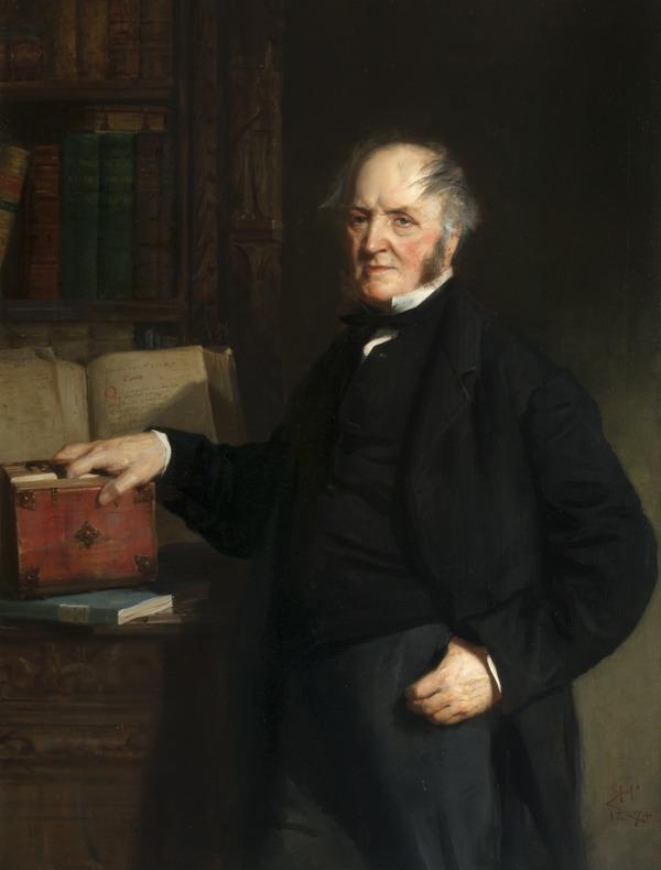 David Laing, 1793 - 1878. Antiquary