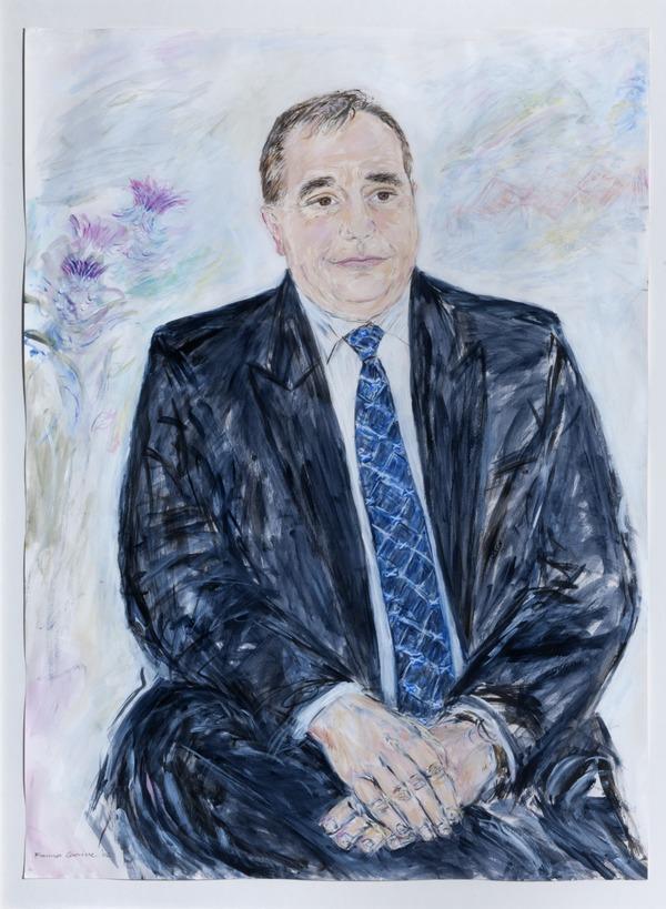 Alex Salmond, b. 1954. Leader of SNP, Scotland's First Minister (2006)