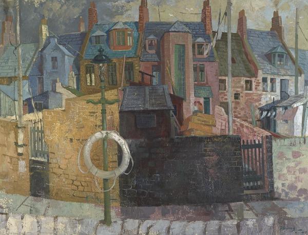 Fisher Houses, Arbroath (1949)