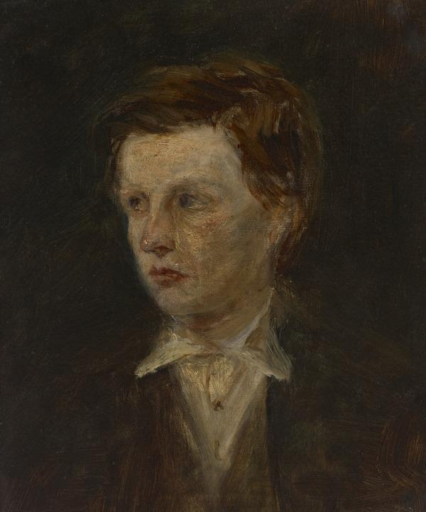 George Manson, 1850 - 1876. Artist (About 1870 - 1876)