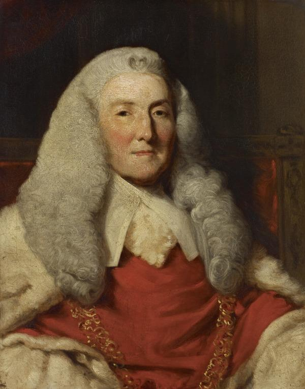 William Murray, 1st Earl of Mansfield, 1705 - 1793. Lord Chief Justice (Dated 1866)
