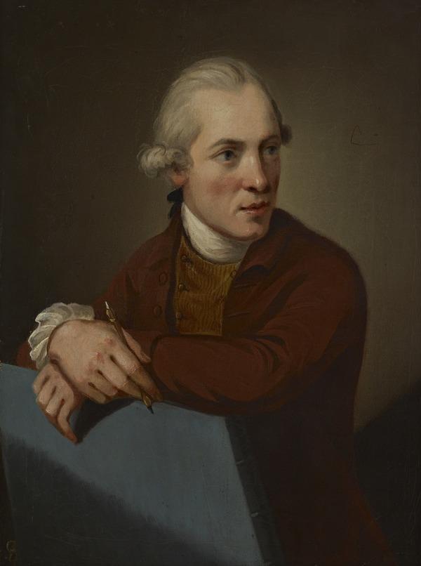 David Allan, 1744 - 1796. Artist (About 1781)